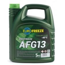 ANTIFRĪZS EUROFREEZE AG13 ZAĻŠ -40°C  - 5kg Autoķīmija