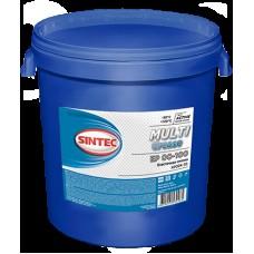 SINTEC MULTI GREASE EP 00-100 - 18kg  Smērvielas un eļļas
