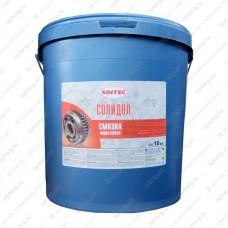 SINTEC Solidols - 18kg  Smērvielas un eļļas