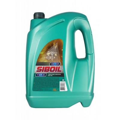SibOil transmission oil TEp-15B (Nigrols)  - 10l  Smērvielas un eļļas