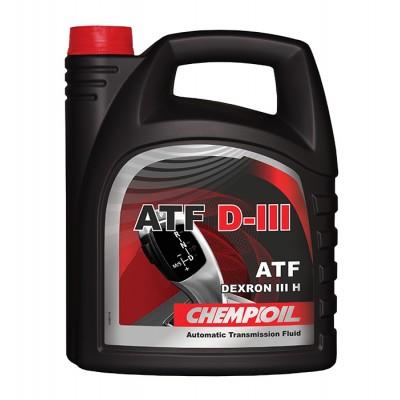 CHEMPIOIL CH ATF D-III  4l Smērvielas un eļļas