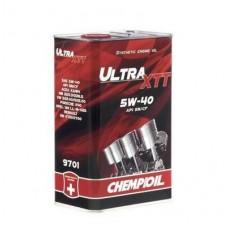 CHEMPIOIL Optima GT 10W-40 / 10w40 METAL API SN/CF- 4 Litri Smērvielas un eļļas