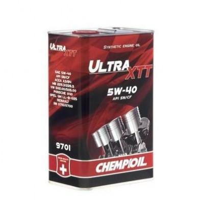 CHEMPIOIL Ultra LRX 5W-30 / 5w30 METAL API SN/CF - 4 Litri Smērvielas un eļļas