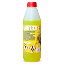 Antifrīzs (dzeltenais) Mifrax G11 - 1kg Autoķīmija