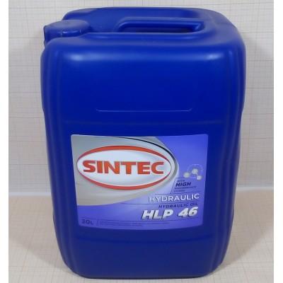 Hidrauliska eļļa SINTEC  HLP-46 - 20l Smērvielas un eļļas