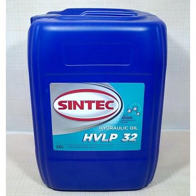 Hidraulikas eļļa Sintec HVLP 32 - 20l Smērvielas un eļļas