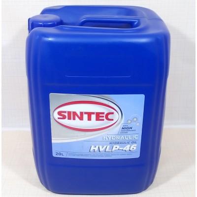 Hidraulikas eļļa Sintec HVLP 46 - 20l Smērvielas un eļļas