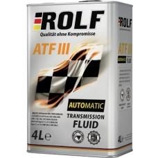 ROLF ATF III - 1L Smērvielas un eļļas