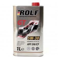 ROLF GT 5W-30 SN/CF - 1L Smērvielas un eļļas